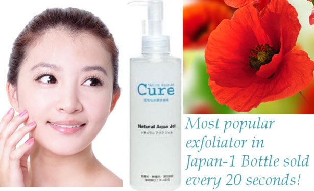 Cure Natural Aqua Gel How Much To Use