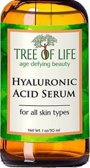 Hyaluronic Acid Serum by Tree of Life