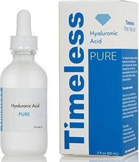 The Original Hyaluronic Acid Serum by Timeless Skin Care