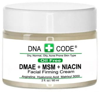 DNA Code Skin Care Facial Firming Cream