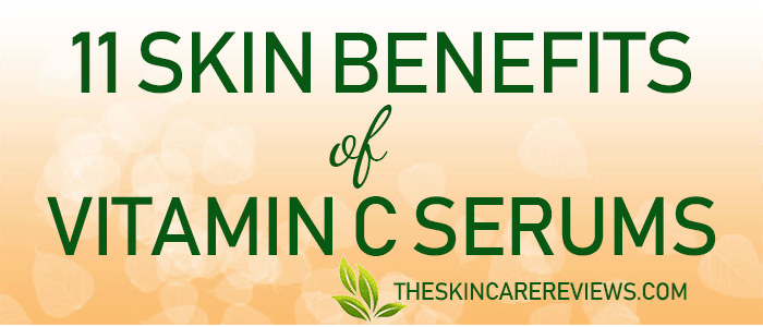 Skin Benefits of Vitamin C Serum