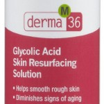 C. Booth Derma M 36 Glycolic Acid Skin Resurfacing Solution- My Review