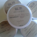 """With U In Mind"" Fresh Handmade Whipped Body Butters Review"