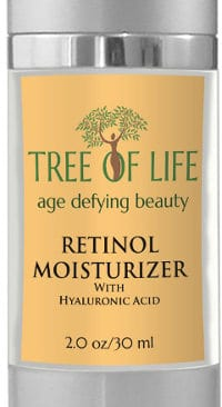Tree of Life Retinol Moisturizer