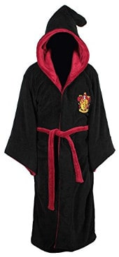 Harry Potter bathrobe