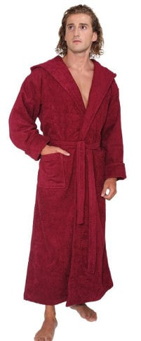 Arus Men's Bathrobe