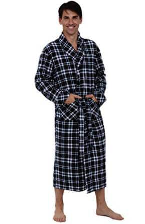 DelRossa Men's Bathrobe