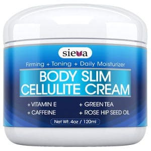 Sieva Skincare Cellulite Cream