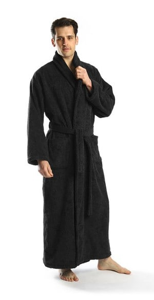 Turkishtowels Terry Bathrobe