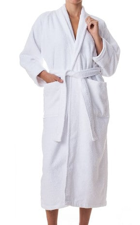 Egyptian Cotton Terry Cloth Robe