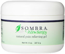 Sombra Warm therapy natural pain relief gel