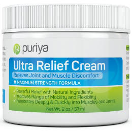 Puriya Ultra Relief Cream