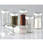 Glass Jars For Spices