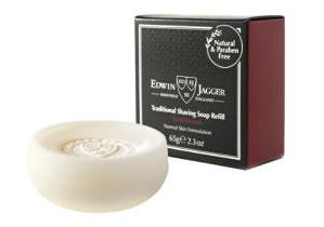 Edwin Jagger Natural Traditional Shaving Soap