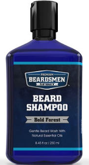 Beardsmen Spirit Beard Shampoo & Beard Wash