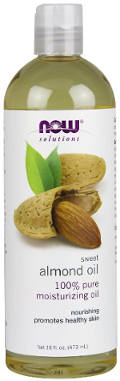 Now Solutions 100% Pure Sweet Almond Oil