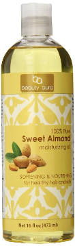 Beauty Aura 100% Pure Almond Oil