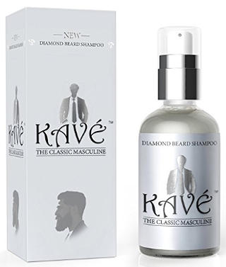 Kave Beard Shampoo and Wash