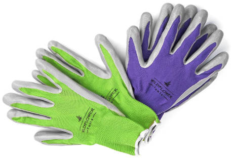 Garden Gloves for Women by Wildflower Tools