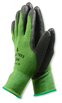 Green Tree Bamboo Working Gloves