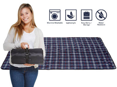 Practico Outdoors Extra Large Picnic Blanket