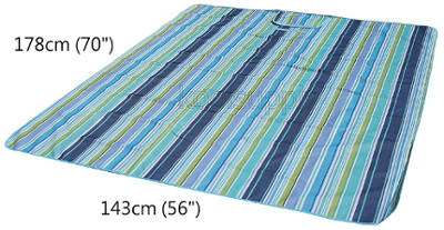 Koolsupply beach blanket mat