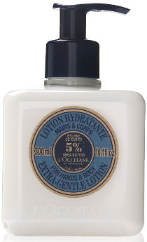 L'Occitane Shea Butter Lotion for Hands & Body