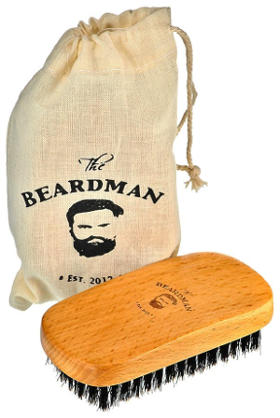 Beardman Beard and Hair Brush