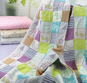 Organic Dream Baby Muslin Swaddle Blanket