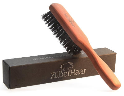 ZilberHaar Pure Bore Bristle Brush
