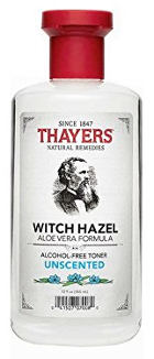 Thayers Witch Hazel Toner with Aloe Vera Formula-Unscented