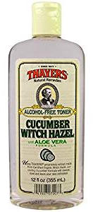 Thayers Witch Hazel with Aloe Vera and Cucumber