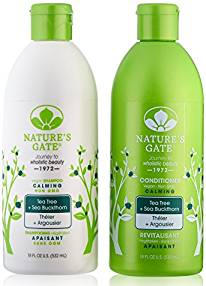 Nature's Gate Tea Tree Duo Set Shampoo & Conditioner