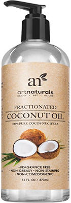 ArtNaturals Fractionated Coconut Oil
