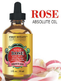 First Botany Cosmeceuticals Rose Absolute Oil