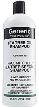 Tea Tree Oil Shampoo by Generic Value Products