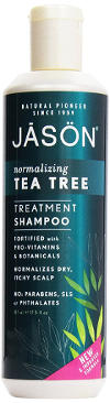 Jason Natural Cosmetics Normalizing Tea Tree Oil Shampoo