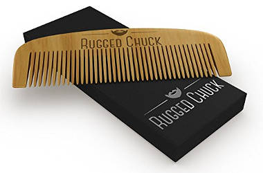Rugged Chuck Beard Comb