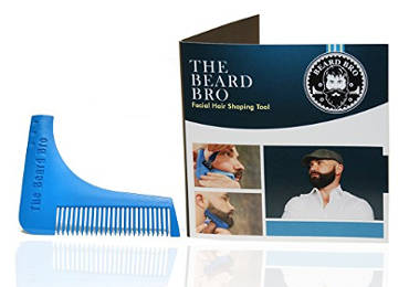 The Beard Bro- Beard Shaping Tool