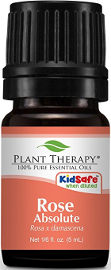 Plant Therapy Rose Absolute Essential Oil