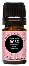 Rose Moroccan Absolute Oil by Edens Garden