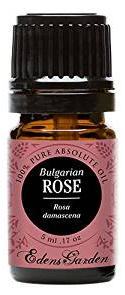 Rose Bulgarian Absolute Oil by Edens Garden