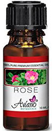 Aviano Botanicals Pure Rose Oil