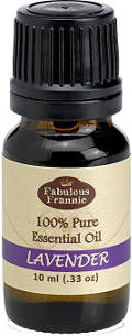 Lavender Essential Oil by Fabulous Frannie