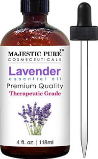 Majestic Pure Lavender Essential Oil
