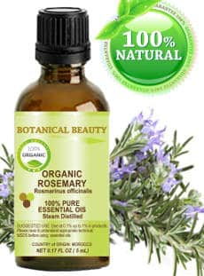 Botanical Beauty Rosemary Essential Oil
