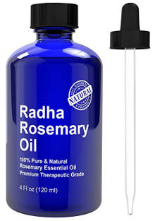 Radha Beauty Therapeutic Grade Rosemary Oil
