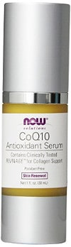 NOW Foods CoQ10 Antioxidant Age-Defying Serum