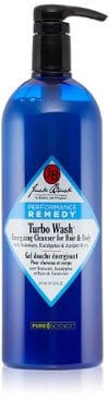 Jack Black Turbo Wash Cleanser for Hair & Body