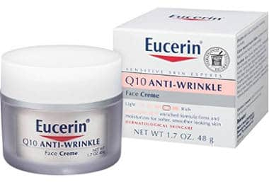 Eucerin Q10 Anti-wrinkle Face Creme